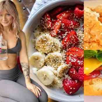 Vegan What I Eat in a Day When I Workout