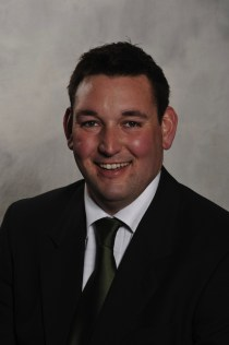 Miles Briggs Conservative PPC for North East Fife.