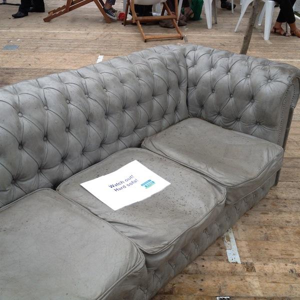 Hard Sofa