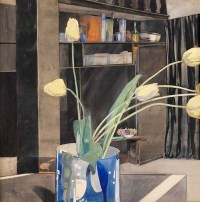 Yellow Tulips Charles Rennie Mackintosh £150000