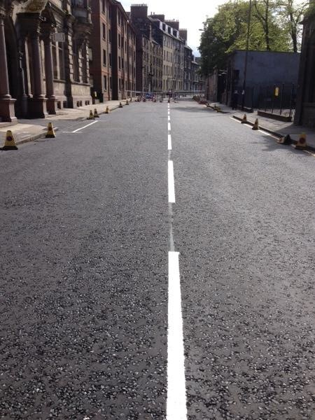Constitution_Street_site_Week_4_The_new_road_surface_towards_the_Foot_of_the_Walk-1