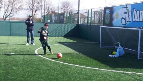 Edinburgh South Hibs Deaf FC Win Prestigious UK Tournament