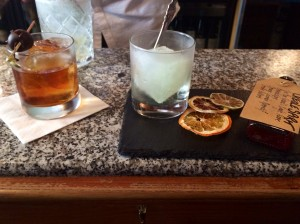 Wing Tip Cocktail