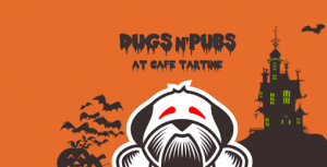 dugs and pubs at cafe tartine