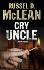 cry uncle by russel mclean