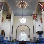 canongate kirk interior