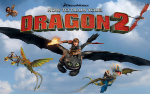 how to save your dragon 2 poster