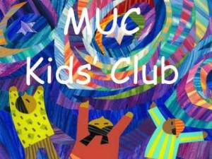 morningside united church kids' club poster