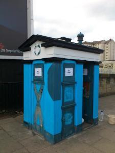 leith police box