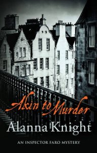 akin to murder - alanna knight