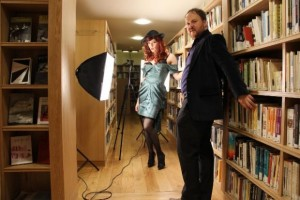 the library is open - drag queen poems at spl