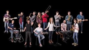 edinburgh college music at jazz bar