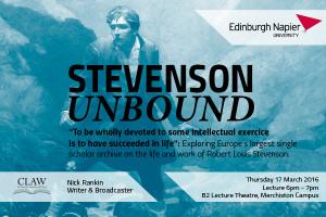 stevenson Unbound poster