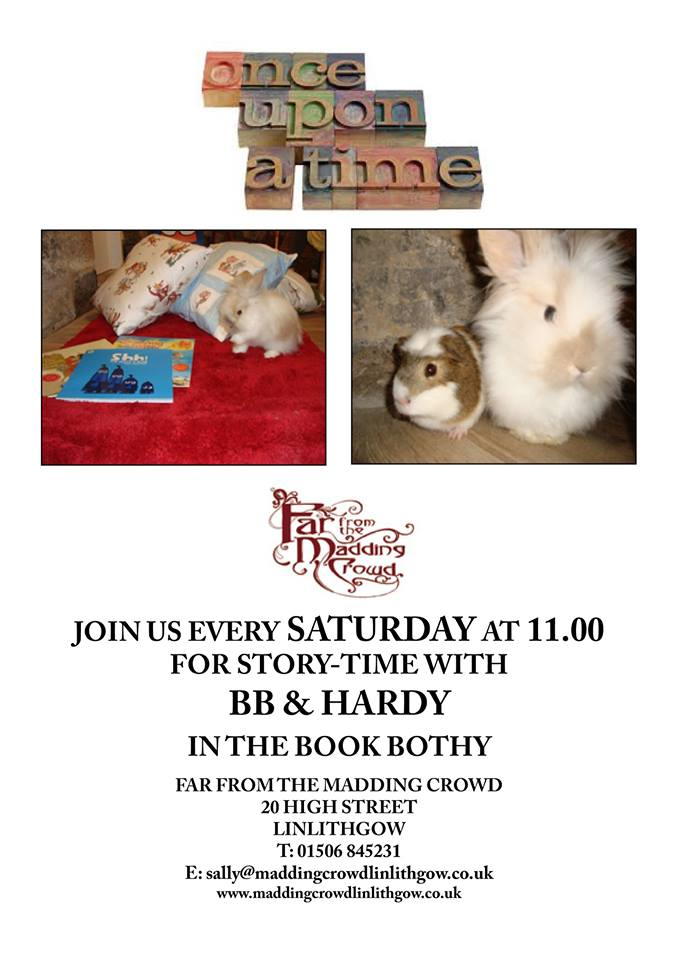 storytime at far from the madding crowd poster