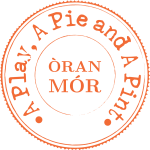 a play a pie and a pint at traverse