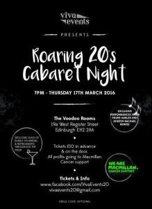 roaring 20s poster