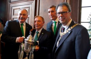 TER Hibs win the Scottish Cup