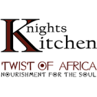 knights kitchen logo at just festival