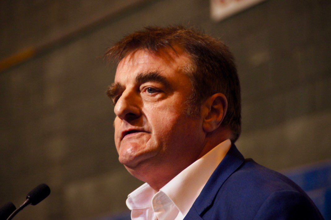 Tommy Sheppard MP elected for the second time at the General Election 2017