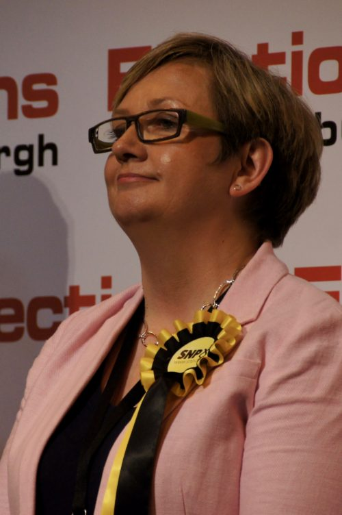 Joanna Cherry QC MP was elected for the second time at the General Election 2017