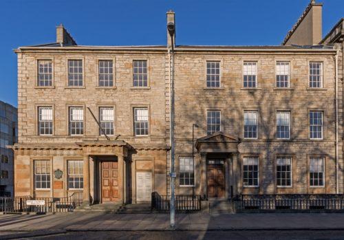 City Og Edinburgh Council Listed Buildings