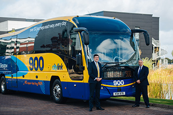 Citylink introduce 24 hour Edinburgh to Glasgow service – The