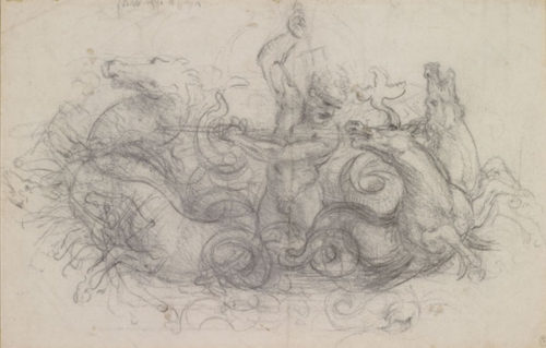 Leonardo da Vinci exhibition to include studies uncovered by ultraviolet light