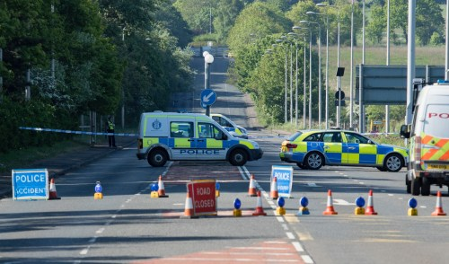 Police hunt driver of stolen Audi A3 after fatal crash – The