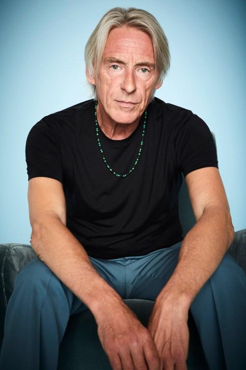 Headshot Paul Weller