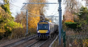 Scotrail adding more carriages for Scotland v Israel