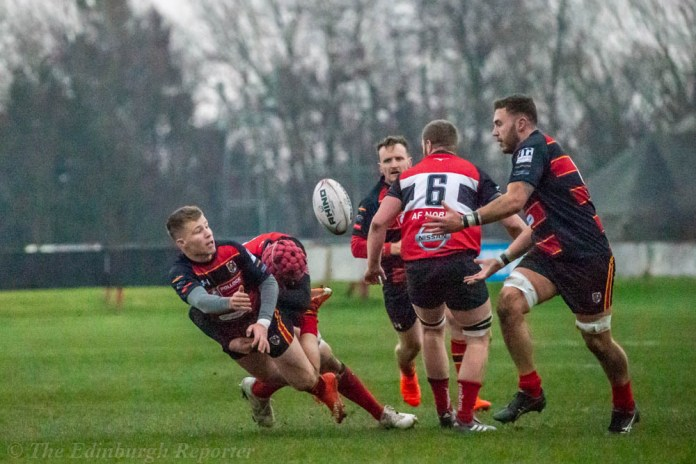 Stewart's Melville v Lasswade - National League, Div. 2