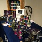Spice Pots stall