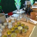 Jupiter Artland Christmas Fair Can To Candle