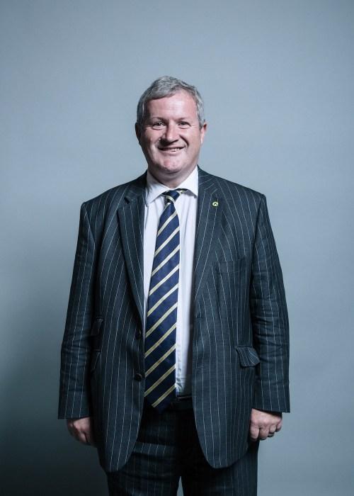 Portrait of Ian Blackford MP