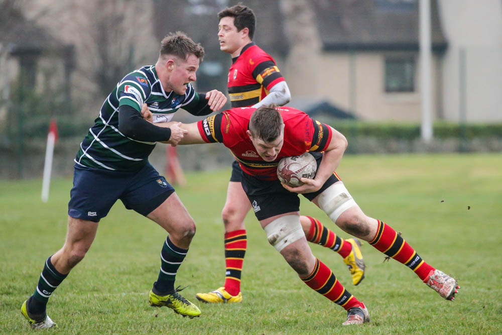 March rugby fixtures in Edinburgh