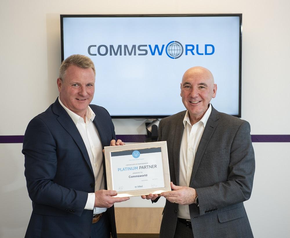 Leading UK Network Provider Goes Platinum
