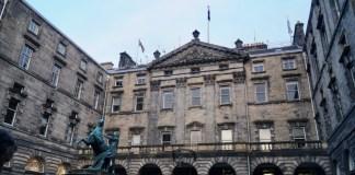 City Chambers Edinburgh