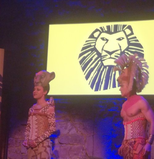 Disney's The Lion King heading to Edinburgh in December