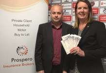 Big Hearts Community Trust in partnership with Prospero
