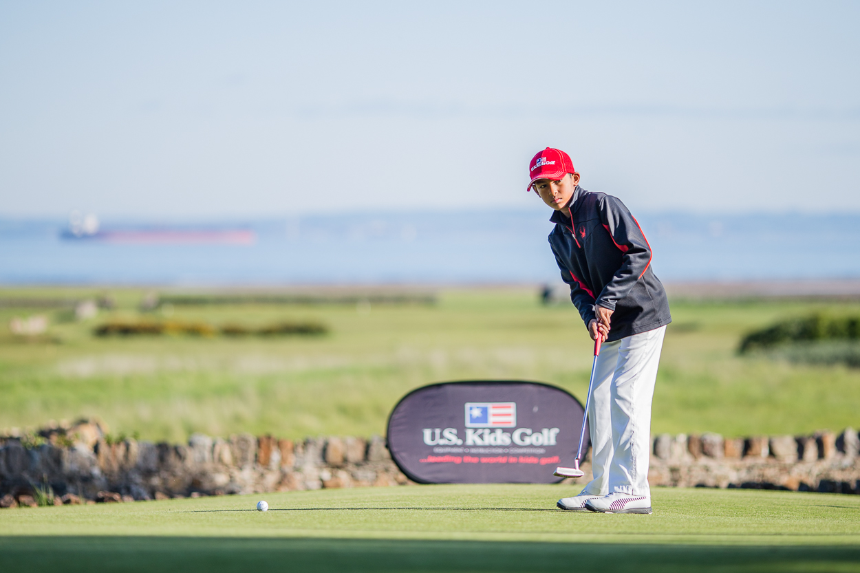 US Kids Golf Open, Gullane
