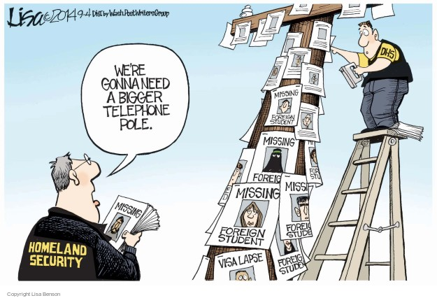 Image result for cartoon on dhs
