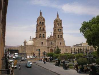 The main cathedral.