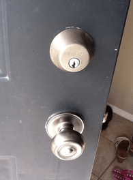 deadbolts on your rentals