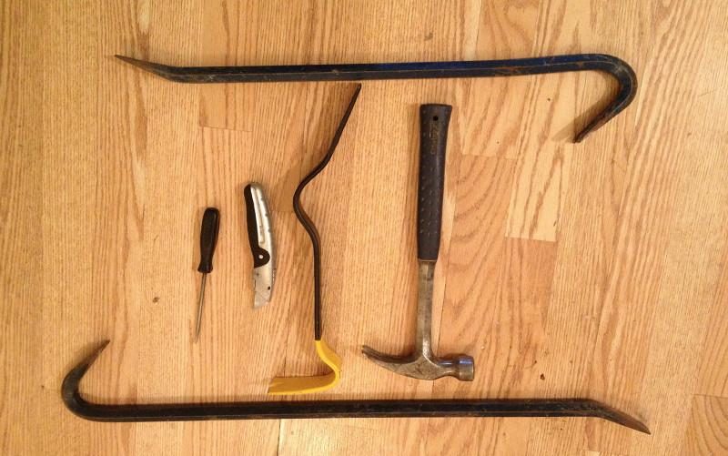 Floor Demo Tools