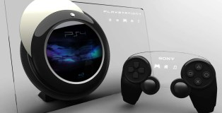 A PS4 concept design that was released last year.