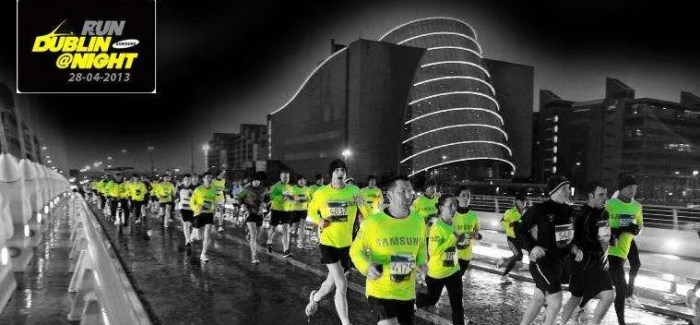 Samsung Mobile Ireland Launches Exclusive 'Samsung Run' App