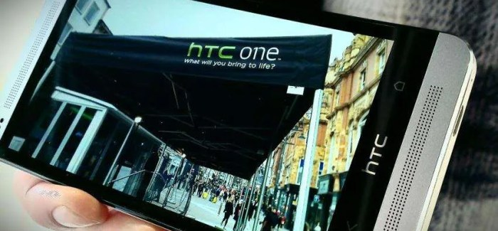 HTC's ONE City Experiential Tour pulls into Dublin tomorrow!