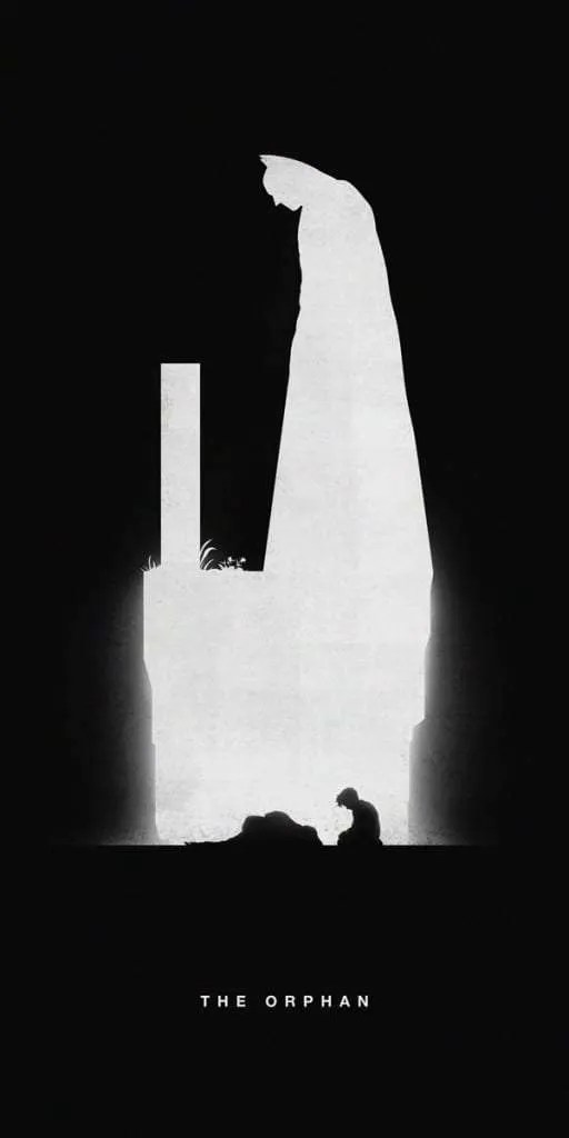 Batman-The Orphan