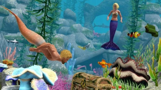 The Sims 3 Island Paradise Screen2