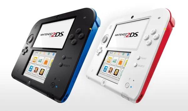 Nintendo 2DS Double